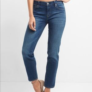 NWT Gap 1969 Real Straight jeans
